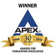 APEXAward 30th Anniversary-Winner 2018